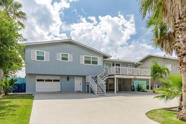 1610 Sorenson Drive, Rockport, TX 78382 (MLS #71870335) :: Lerner Realty Solutions