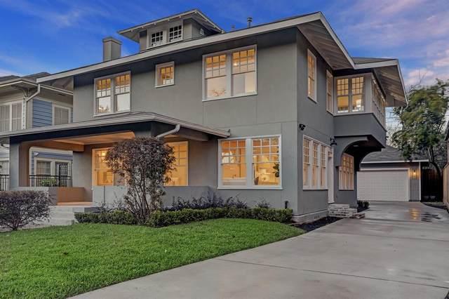700 Kipling Street, Houston, TX 77006 (MLS #71875227) :: The Property Guys