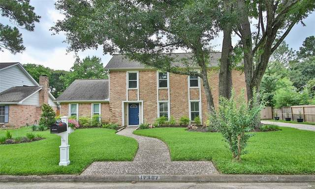 17407 Cassina Drive, Spring, TX 77388 (MLS #71876478) :: The SOLD by George Team
