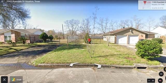 11002 Roandale Drive, Houston, TX 77048 (MLS #71885584) :: Ellison Real Estate Team