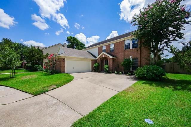 17019 Poplar Hill Street, Houston, TX 77095 (MLS #71885800) :: The SOLD by George Team