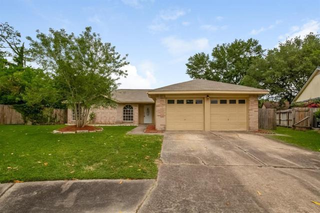 17507 Heritage Creek Court, Webster, TX 77598 (MLS #71889028) :: Caskey Realty