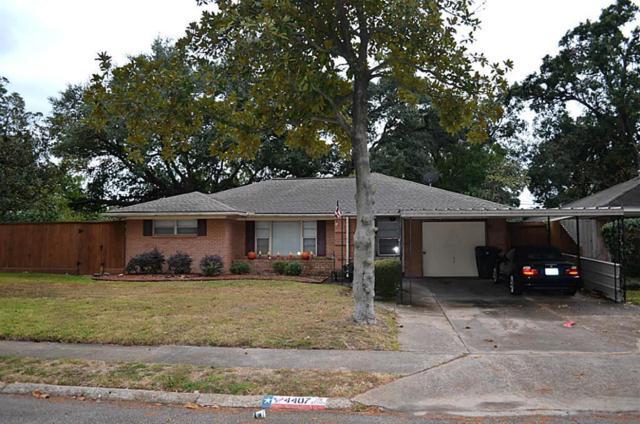 4407 Nina Lee Lane, Houston, TX 77092 (MLS #71890376) :: Circa Real Estate, LLC
