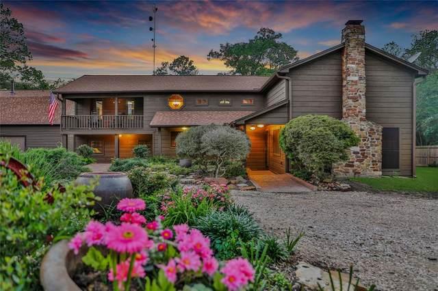 20111 W Lakeshore Drive, Magnolia, TX 77355 (MLS #71900943) :: Caskey Realty