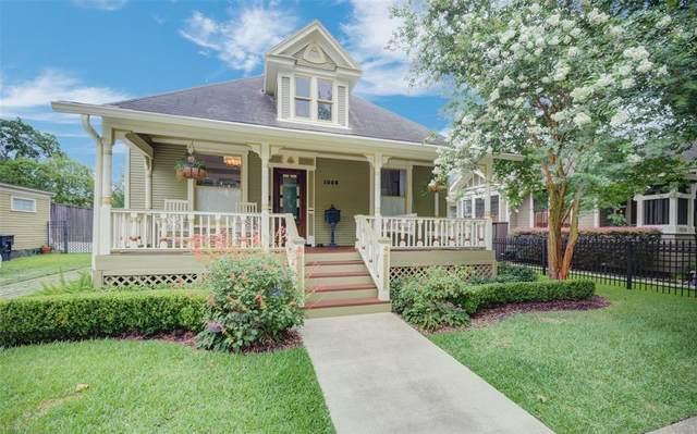 1528 Allston Street, Houston, TX 77008 (MLS #7190220) :: Giorgi Real Estate Group