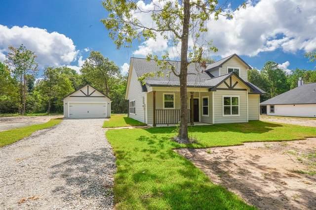 6216 Clark Road, Waller, TX 77484 (MLS #71908103) :: NewHomePrograms.com LLC