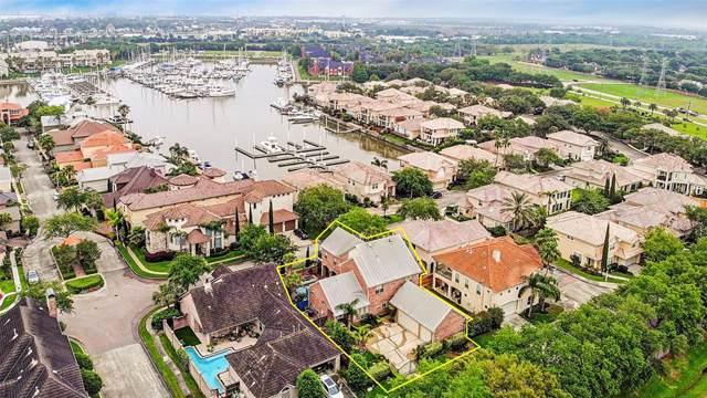 501 Harborside Way, Kemah, TX 77565 (MLS #71908950) :: Texas Home Shop Realty