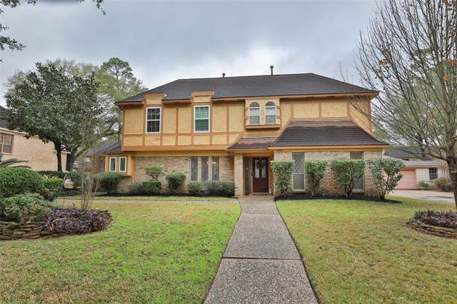 6822 Fawncliff Drive, Houston, TX 77069 (MLS #71910293) :: The Heyl Group at Keller Williams