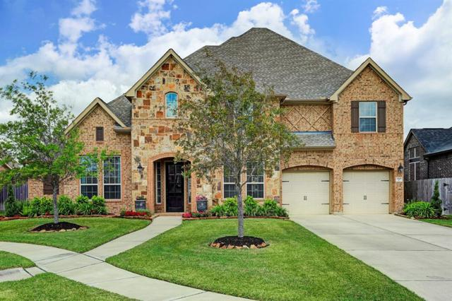 1505 Noble Way Court, League City, TX 77573 (MLS #7191504) :: The Bly Team