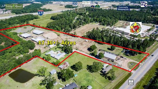 22528 Hastings Road, New Caney, TX 77357 (MLS #71918957) :: All Cities USA Realty