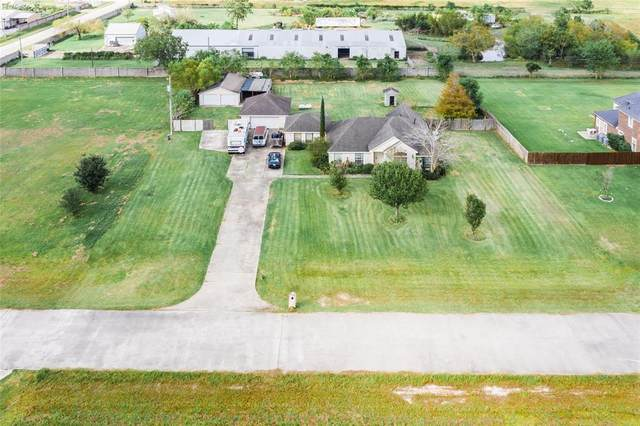 1712 Mackey Drive, Dickinson, TX 77539 (MLS #7192169) :: The Freund Group