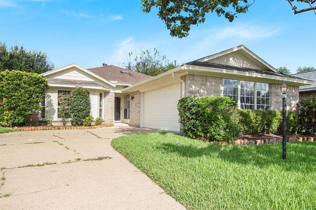 3306 Knoll West Drive, Houston, TX 77082 (MLS #71925402) :: The Bly Team