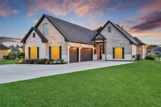 18843 Serene Water Drive, Montgomery, TX 77356 (MLS #7193669) :: The SOLD by George Team