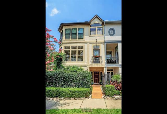 802 Malone Street A, Houston, TX 77007 (MLS #7195719) :: The SOLD by George Team