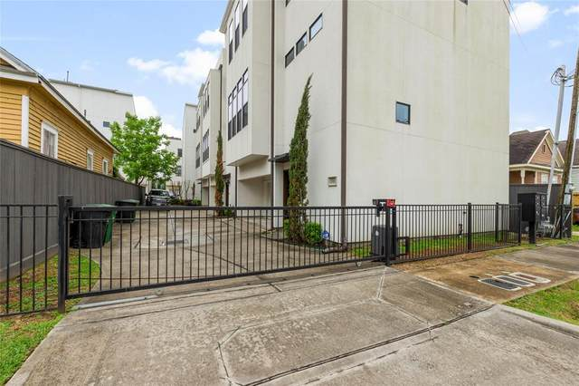 1707 Weber Street, Houston, TX 77007 (MLS #7195848) :: Connect Realty
