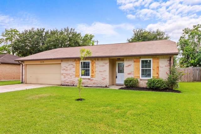 305 Morningside Drive, League City, TX 77573 (MLS #71959806) :: The SOLD by George Team