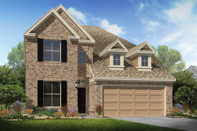 2818 Painted Sunrise Trail, Houston, TX 77045 (MLS #71960539) :: The SOLD by George Team