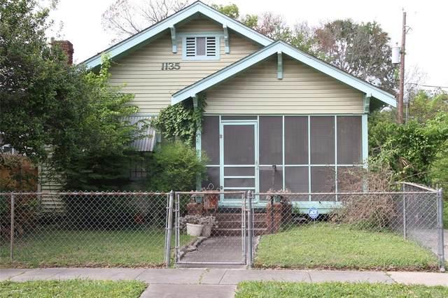 1135 Key Street E, Houston, TX 77009 (MLS #7196203) :: Lisa Marie Group   RE/MAX Grand