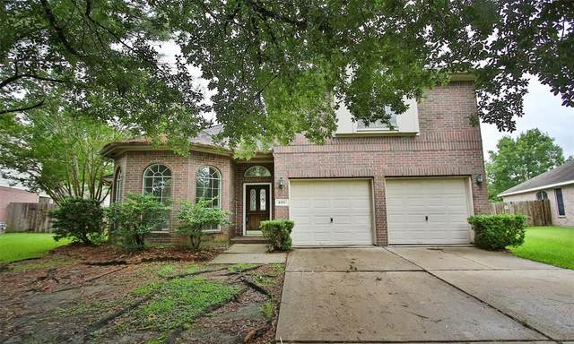4408 N Cook Circle, League City, TX 77573 (MLS #71964424) :: The SOLD by George Team