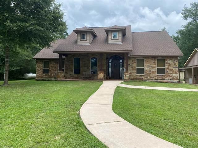 9948 Roda Drive, Conroe, TX 77303 (MLS #71964964) :: The Property Guys