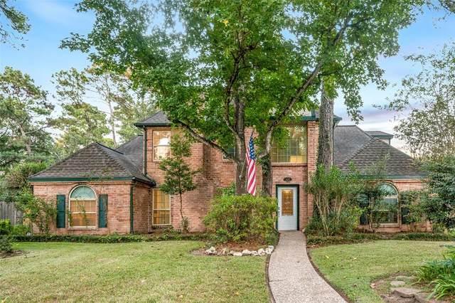 16118 Hexham Drive, Spring, TX 77379 (MLS #71967684) :: Caskey Realty