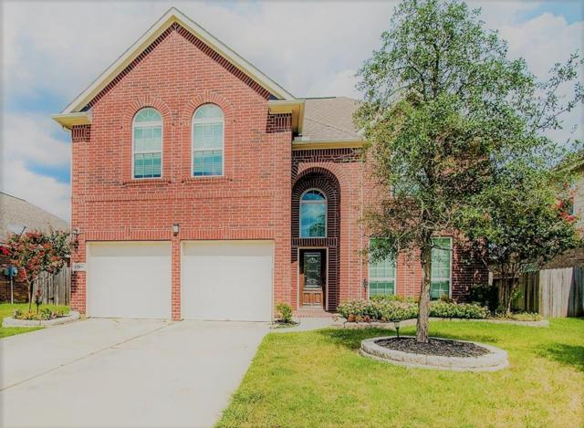 17506 Stamford Oaks Drive, Tomball, TX 77377 (MLS #71968927) :: Grayson-Patton Team