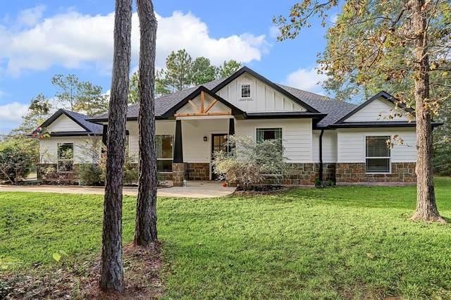 9627 Pioneer Trace, Conroe, TX 77303 (MLS #71974464) :: Homemax Properties