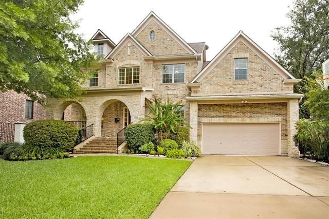 3309 Glen Haven Boulevard, Houston, TX 77025 (MLS #71981487) :: NewHomePrograms.com LLC