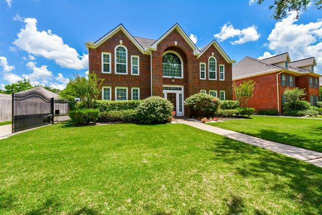 16811 Rustic Colony Drive, Sugar Land, TX 77479 (MLS #71986227) :: The SOLD by George Team