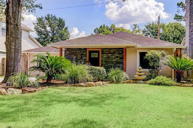 1222 Bay Oaks Road, Houston, TX 77008 (MLS #71993051) :: Texas Home Shop Realty