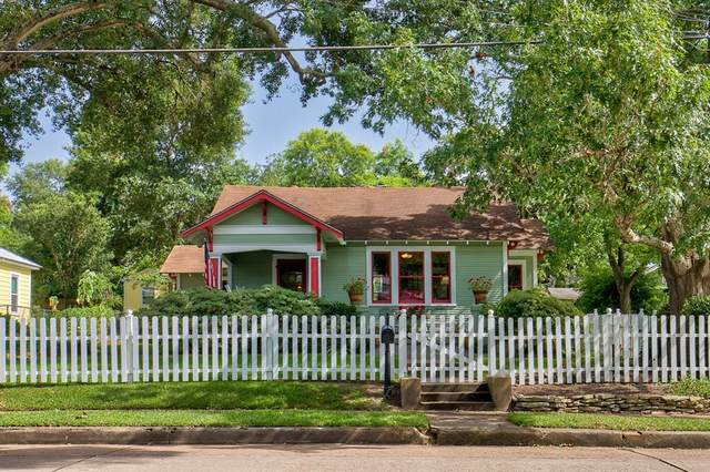 102 E Tom Green Street, Brenham, TX 77833 (MLS #71998749) :: Caskey Realty