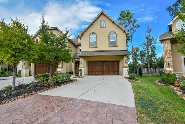 27 Silver Rock Drive, Tomball, TX 77375 (MLS #72012903) :: The Heyl Group at Keller Williams