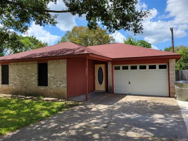 2801 Water Locust Drive, Bryan, TX 77803 (MLS #72019610) :: All Cities USA Realty