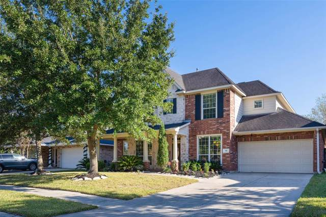 918 Spring Source Place, Spring, TX 77373 (MLS #72021615) :: The SOLD by George Team