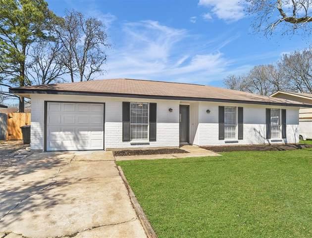 912 Dyche Lane, Alvin, TX 77511 (MLS #72025883) :: Texas Home Shop Realty