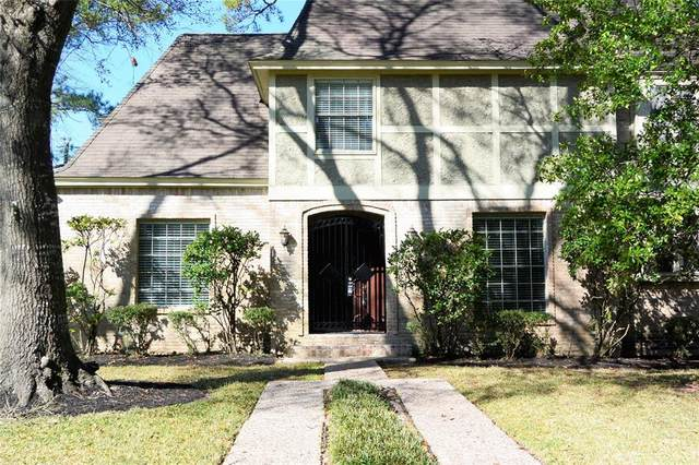 1914 Castlerock Drive, Houston, TX 77090 (MLS #72027857) :: The Bly Team