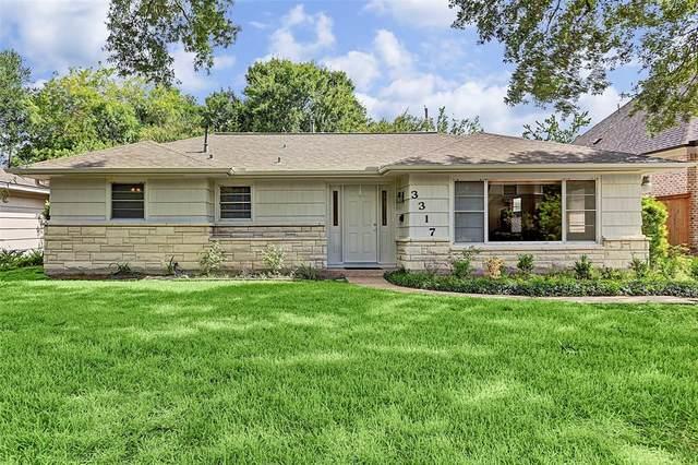 3317 Westridge Street, Houston, TX 77025 (MLS #72027941) :: Caskey Realty