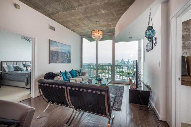 5925 Almeda Road #11605, Houston, TX 77004 (MLS #72029847) :: Team Parodi at Realty Associates