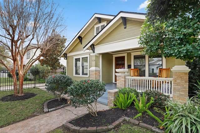 1006 Key Street, Houston, TX 77009 (MLS #72030695) :: The Home Branch
