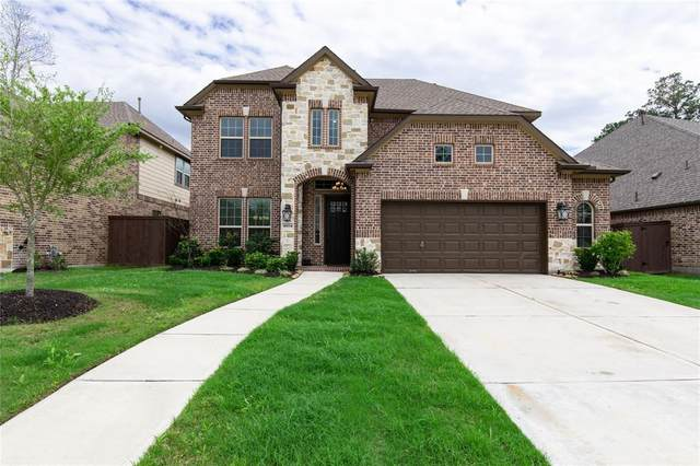 16834 Bark Cabin Drive, Humble, TX 77346 (MLS #72063319) :: The Bly Team