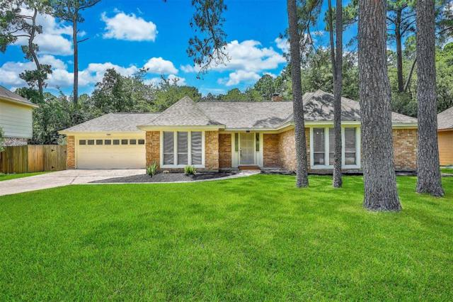 18119 Fireside Drive, Spring, TX 77379 (MLS #7207385) :: Christy Buck Team