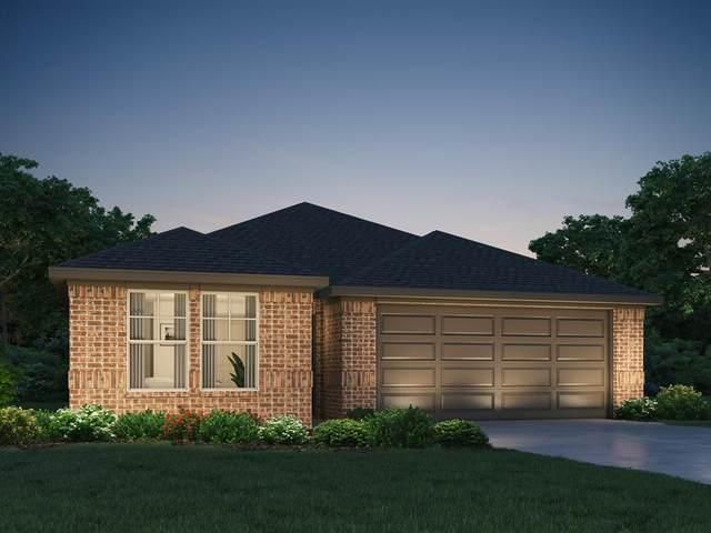 2707 Georgin Rose Way, Pearland, TX 77089 (MLS #72074797) :: Ellison Real Estate Team