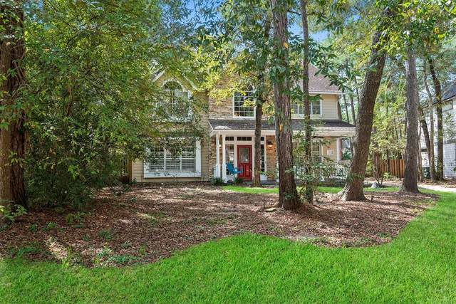 35 Tender Violet Place, The Woodlands, TX 77381 (#72076197) :: ORO Realty