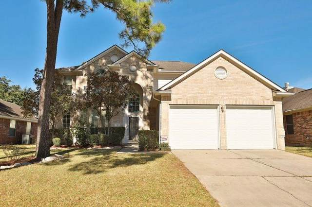 2410 Crescent Hollow Court, Spring, TX 77388 (MLS #72081036) :: Texas Home Shop Realty