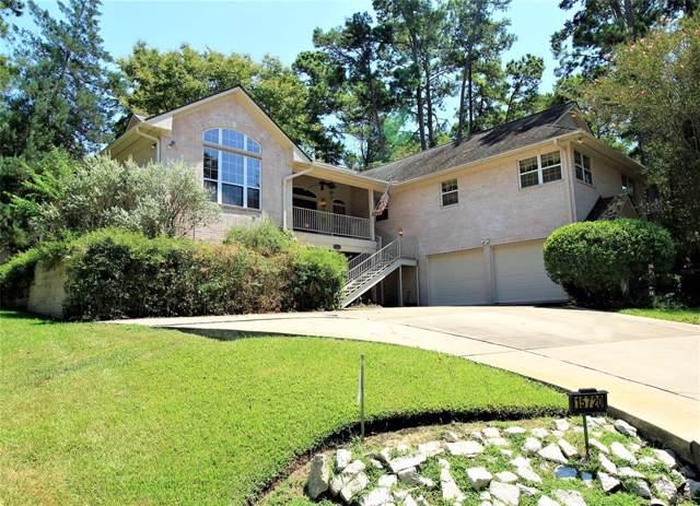 15720 Lakeway Drive, Willis, TX 77318 (MLS #72081175) :: The Home Branch