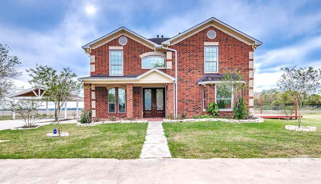 902 Airline S, Rosharon, TX 77583 (MLS #72081711) :: The Queen Team