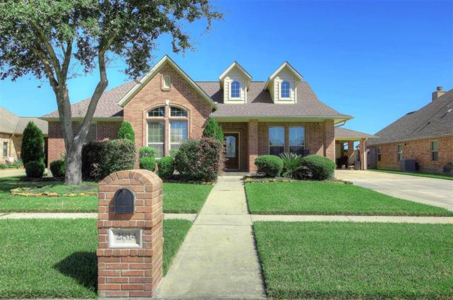 2814 E Reata Drive, Deer Park, TX 77536 (MLS #72086392) :: The SOLD by George Team