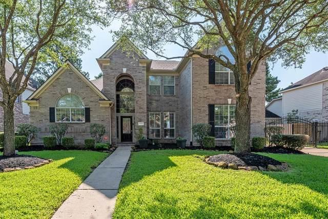8514 Brighton Lake Lane, Houston, TX 77095 (MLS #72094177) :: The SOLD by George Team