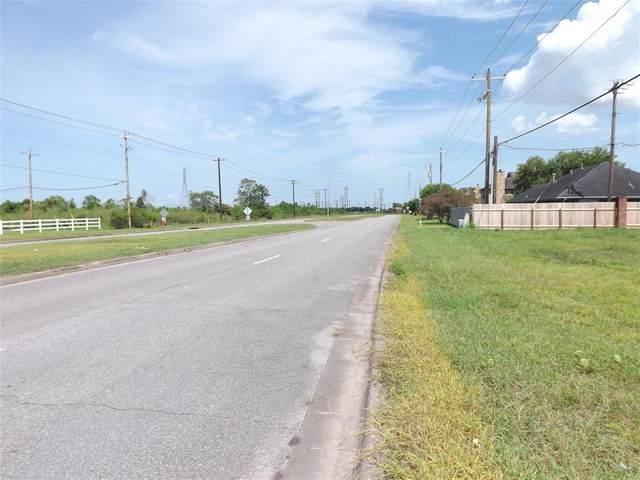 0 Amburn Road, Texas City, TX 77591 (#72094221) :: ORO Realty