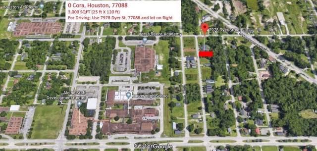 0 Cora Street, Houston, TX 77088 (MLS #72101233) :: The Jill Smith Team